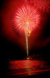 第39回サザンビーチちがさき花火大会2013の花火写真
