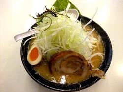 北海道ラーメン小林屋@茅ヶ崎の味噌ネギラーメン