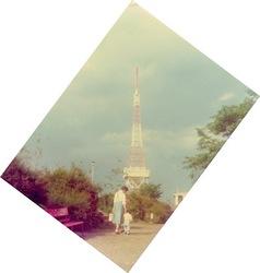 平塚湘南平の1976年テレビ塔