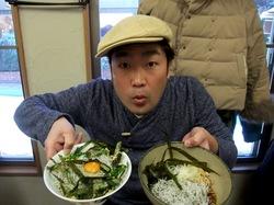 江ノ島しらす食べ放題まんぷく屋十大の釜揚げしらす丼と十割そば