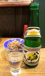 藤沢の老舗居酒屋久昇の日本酒とにしきぎ
