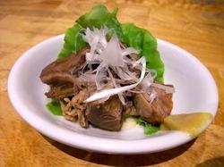 藤沢の韓国焼き肉料理湘南肉豚屋のお通し