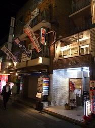 藤沢駅南口の海鮮&カニ居酒屋すすきの外観