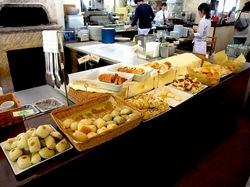 藤沢市大庭のイタリアンマカロニ市場@湘南ライフタウンのパン
