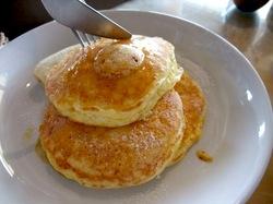 湘南鎌倉七里ガ浜bills(ビルズ)のリコッタパンケーキ