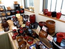 鎌倉小町通りの木製漆器や箸の専門店未来開運堂