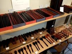 鎌倉の陶器&雑貨店加満久良の箸やスプーン