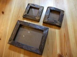 鎌倉の陶器&雑貨店加満久良の古木製フォトフレーム