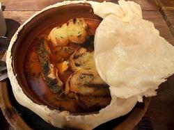 鎌倉のイタリアンレストラン「カチュッコ」の魚介たっぷりブイヤベーストスカーナ風