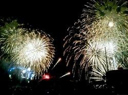 湘南・鎌倉の花火大会「ふじさわ江の島花火大会」