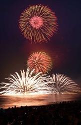 湘南・鎌倉の花火大会「鎌倉花火大会」