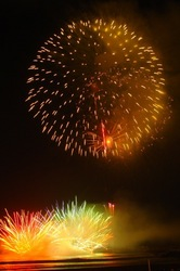 湘南・鎌倉の花火大会「サザンビーチちがさき花火大会」