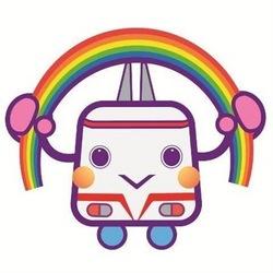 湘南モノレールのマスコットキャラクター「しょもたん」登場