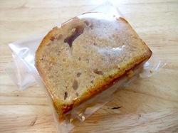 スイーツ江ノ電号のお土産onari cafeのパウンドケーキ