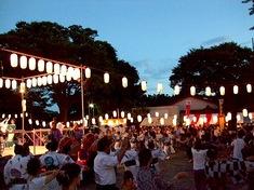湘南・鎌倉の神輿や盆踊りなど夏祭りピックアップ2014年遊行寺盆踊り