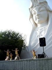湘南・鎌倉の神輿や盆踊りなど夏祭りピックアップ2014年大船ゆめ観音アジアフェスティバル