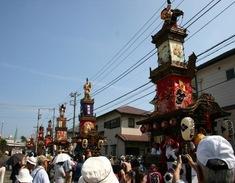 湘南・鎌倉の神輿や盆踊りなど夏祭りピックアップ2014年烏森神社例大祭