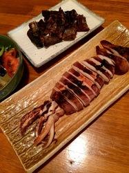 新潟県佐渡島の海鮮料理は相川の居酒屋