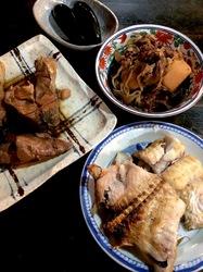 新潟県佐渡島の海鮮料理は両津伊麻里のたらの煮物やかたせ