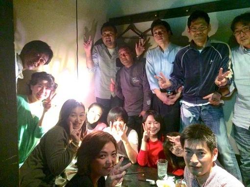鎌倉七里ガ浜高校の同窓会ミーティング