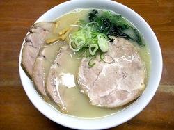 藤沢市長後の札幌ラーメン零一壱の塩チャーシューメン