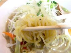 藤沢市辻堂のラーメンしろくま食堂のタンメン