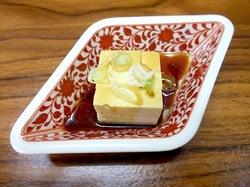 ラーメン&中華満族麺菜家@藤沢駅南口の冷や奴