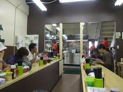 湘南藤沢地方卸売市場@善行のラーメン店JUNJIの店内