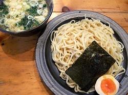 つけ麺&味噌ラーメンの大正麺業@寒川の味噌つけ麺並