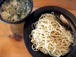 つけ麺&味噌ラーメンの大正麺業@寒川の味噌つけ麺大