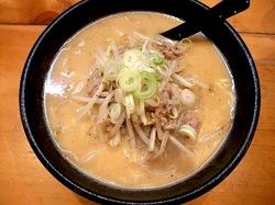 つけ麺&味噌ラーメンの大正麺業@寒川の味噌ラーメン