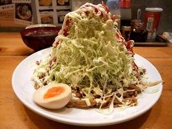 つけ麺&味噌ラーメンの大正麺業@寒川の焼メン