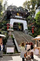 江島神社辺津宮の巳歳御縁年大祭