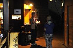 江ノ島のパワースポット江の島岩屋洞窟の第一岩屋