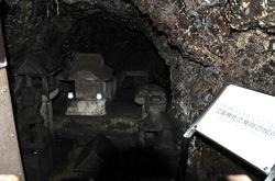 江ノ島のパワースポット江の島岩屋洞窟の江島神社発祥の場所