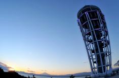 江の島花火大会203の穴場観覧スポット江の島島内の江ノ島展望灯台
