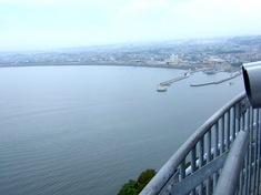 江の島花火大会203の穴場観覧スポット江の島島内の展望灯台