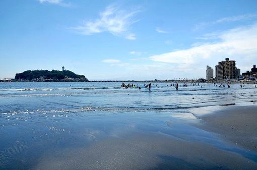 湘南江ノ島鎌倉腰越海水浴場