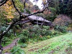 鎌倉紅葉スポット北鎌倉の東慶寺