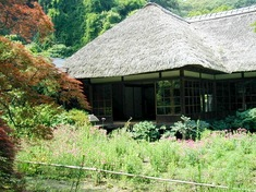鎌倉の紅葉スポット北鎌倉の浄智寺
