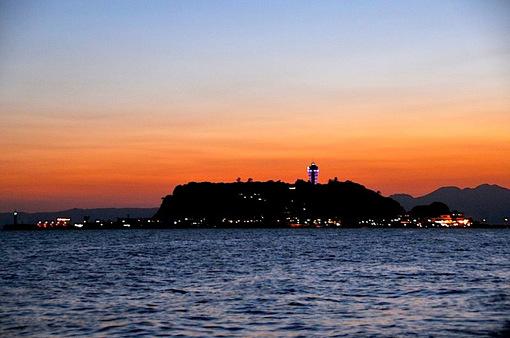 江ノ島は日本のモンサンミシェル(モンサンミッシェル)