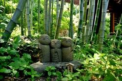 鎌倉長谷寺の良縁地蔵