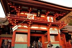 鎌倉鶴岡八幡宮で初詣2014