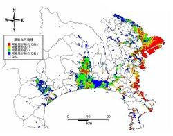 湘南・鎌倉の地震と液状化