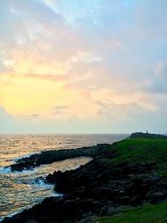 湘南藤沢から五島列島へ宇久島の火焚崎の灯台