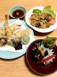 五島列島のグルメ情報海鮮系は福江島葵の天ぷら