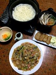 五島列島のグルメ情報福江島の居酒屋の五島うどん&皿うどん