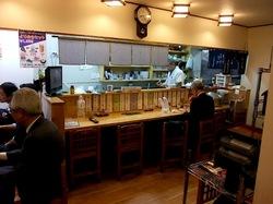 藤沢市善行の海鮮居酒屋きときとの店内