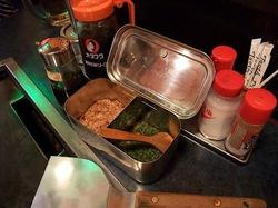 藤沢市善行のお好み焼き&鉄板焼き花味の薬味